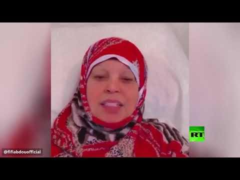 شاهد فيفي عبده تُفاجئ جمهورها بـالحجاب وتكشف سبب اختفائها