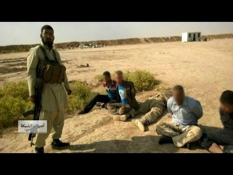 قيادي تونسي في تنظيم داعش يصفي جنود عراقيين
