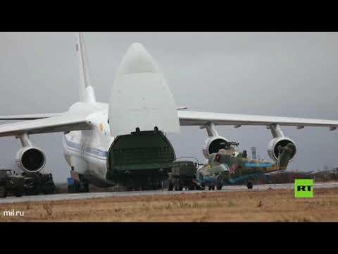 روسيا تُرسل مروحيات من طراز مي 8 لحفظ السلام في قره باغ